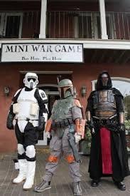 Mini War Game